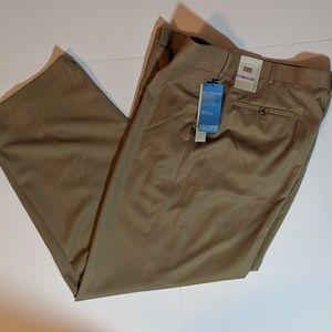 Perry Ellis Portfolio Flat Front Dress Pants 38x29